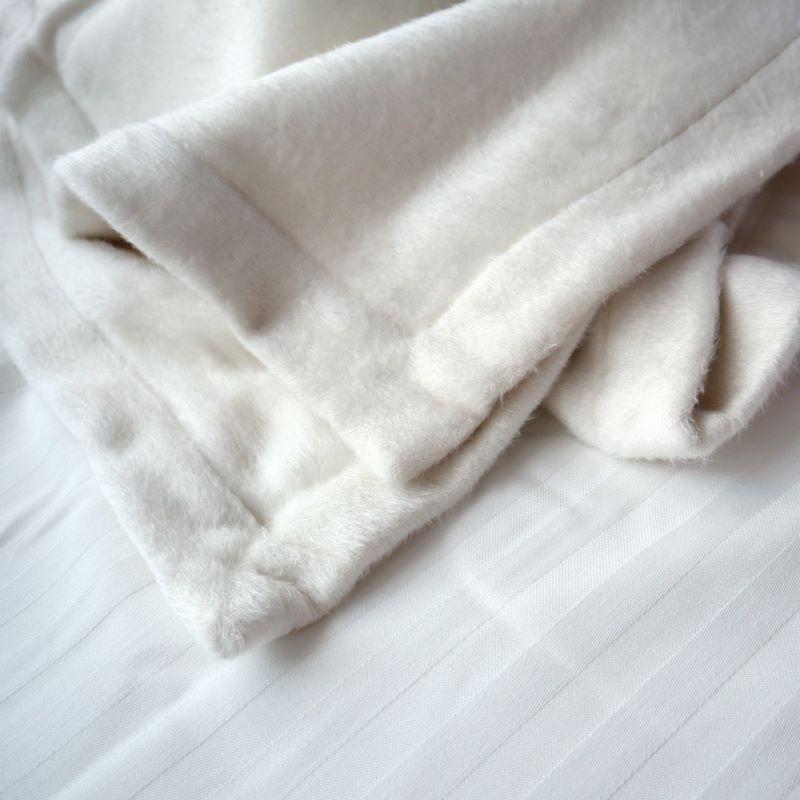 100F002 泉州南部織シルク毛布&シーツセット