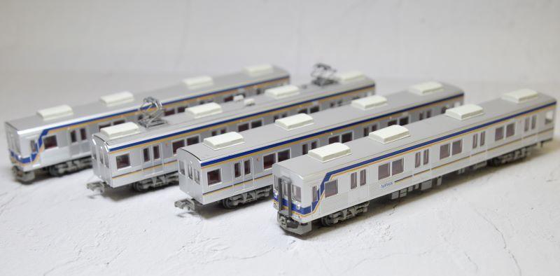 099H034 南海Nゲージ3000系4両基本セット