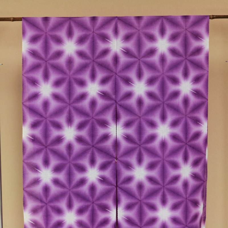 099G014 呉服店で絞り染め体験 4名様(のれん)