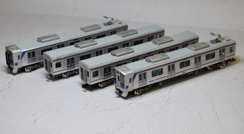 099H038 Nゲージ南海8300系4両セット