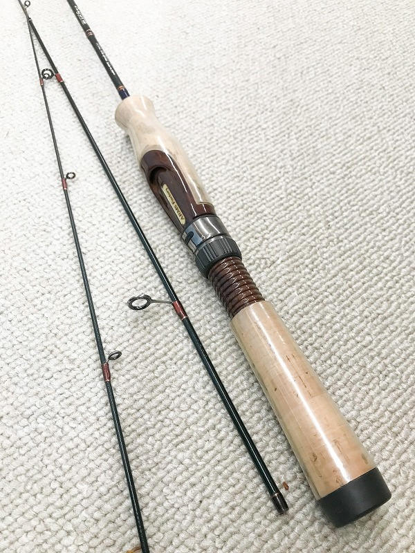 099G019 管理つり場・ニジマスルアーロッド 特注製造 6.0フィート(1.8m)