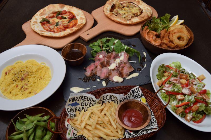 010B208 Cafe&Bar  motoお食事券