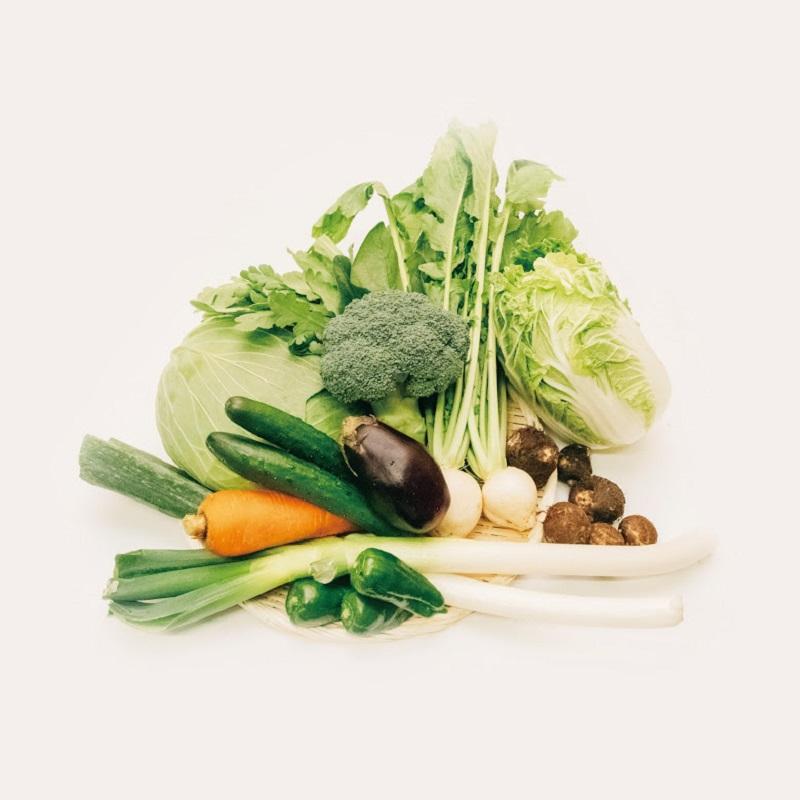 099G073 ご自宅でかんたん!ピクルスの素+旬の泉州野菜(よくばり12個セット・6か月+1か月をサービス)