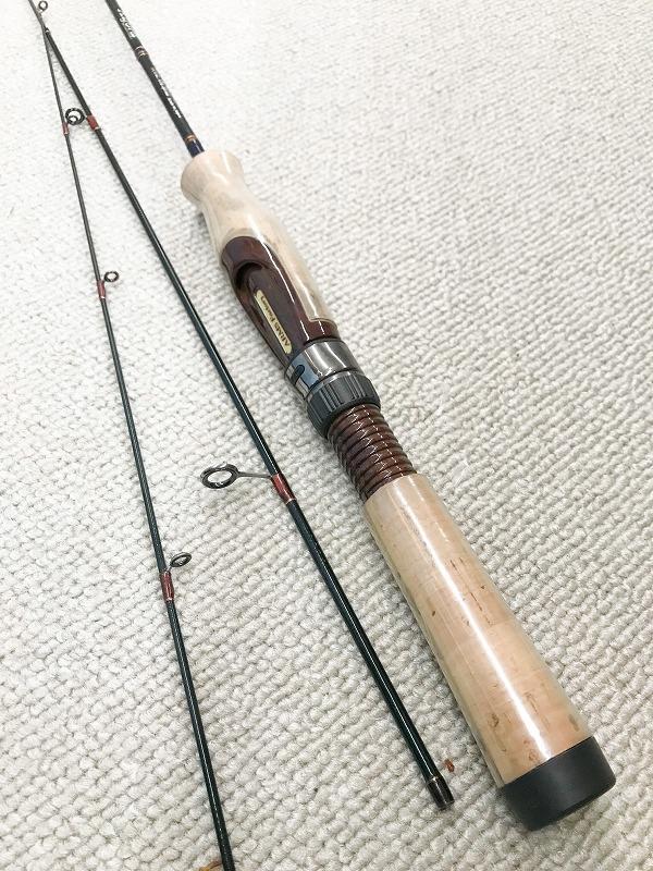 099G018 管理つり場・ニジマスルアーロッド 特注製造 5.6フィート(1.7m)