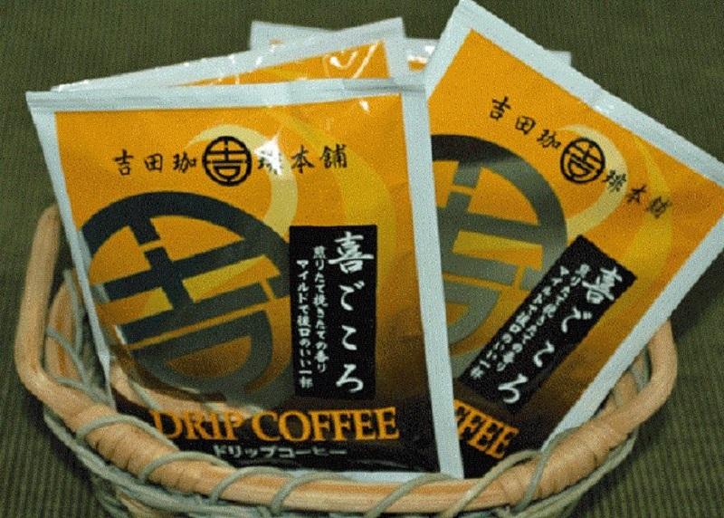 010B235 ドリップコーヒー喜ごころブレンド100袋